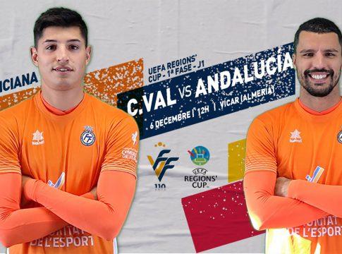 Seleccio Valenciana UEFA Regions CUP 2019