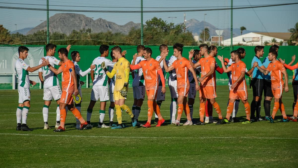 Seleccio Valenciana amateur-Elche CF