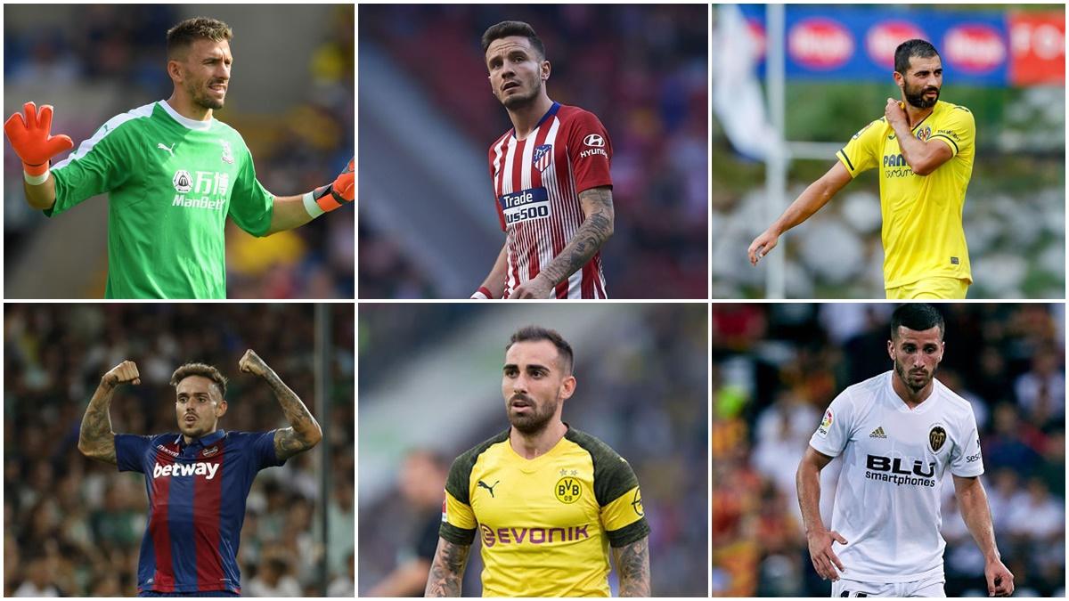 Seleccion valenciana de futbol absoluta 2019