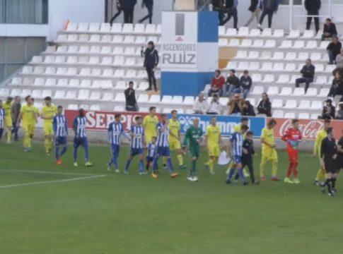 Vídeo Alcoyano-Villarreal C