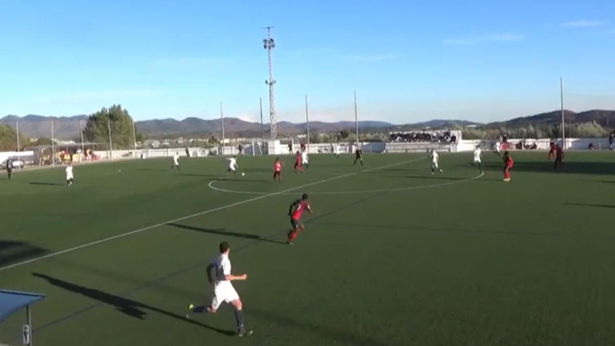 Vídeo CD Soneja-CF Alcala