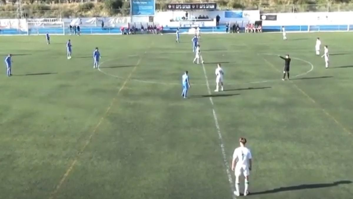 Vídeo La Vall-Elche cadete autonomico