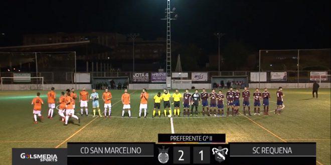 Vídeo San Marcelino-Requena
