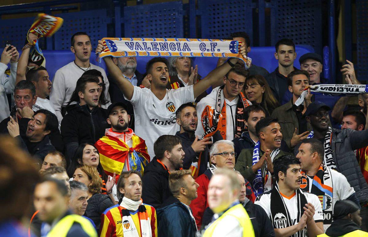 Valencia CF aficion