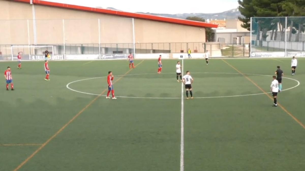 Video Muro CF-UE Alcudia