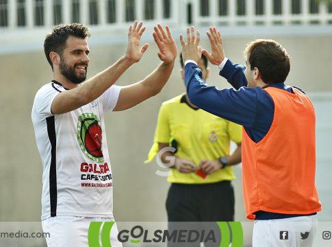 Villajoyosa cf celebracion gol