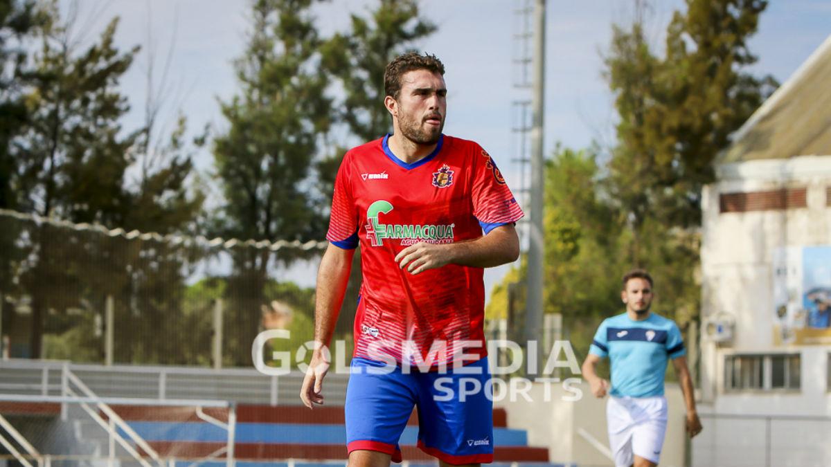 Alberto Fernández Dolz CDFB L'Eliana