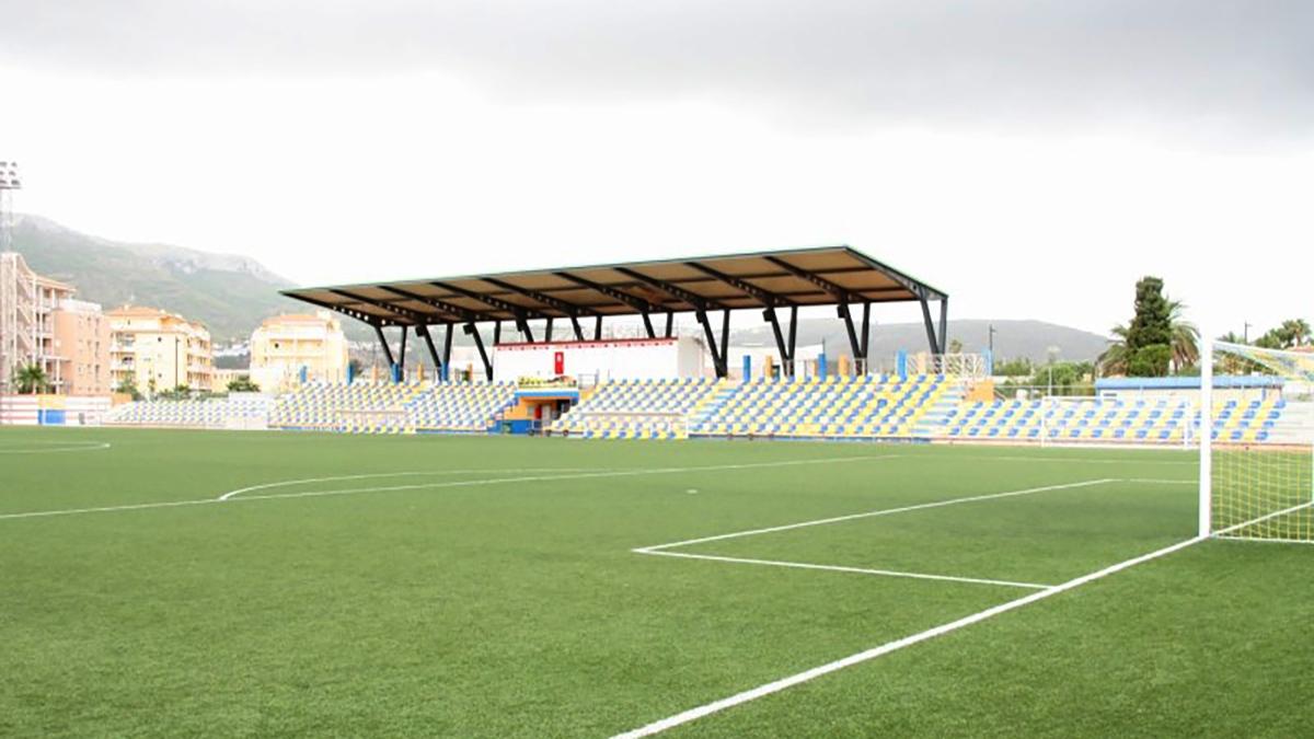 Estadio Diego Mena Cuesta