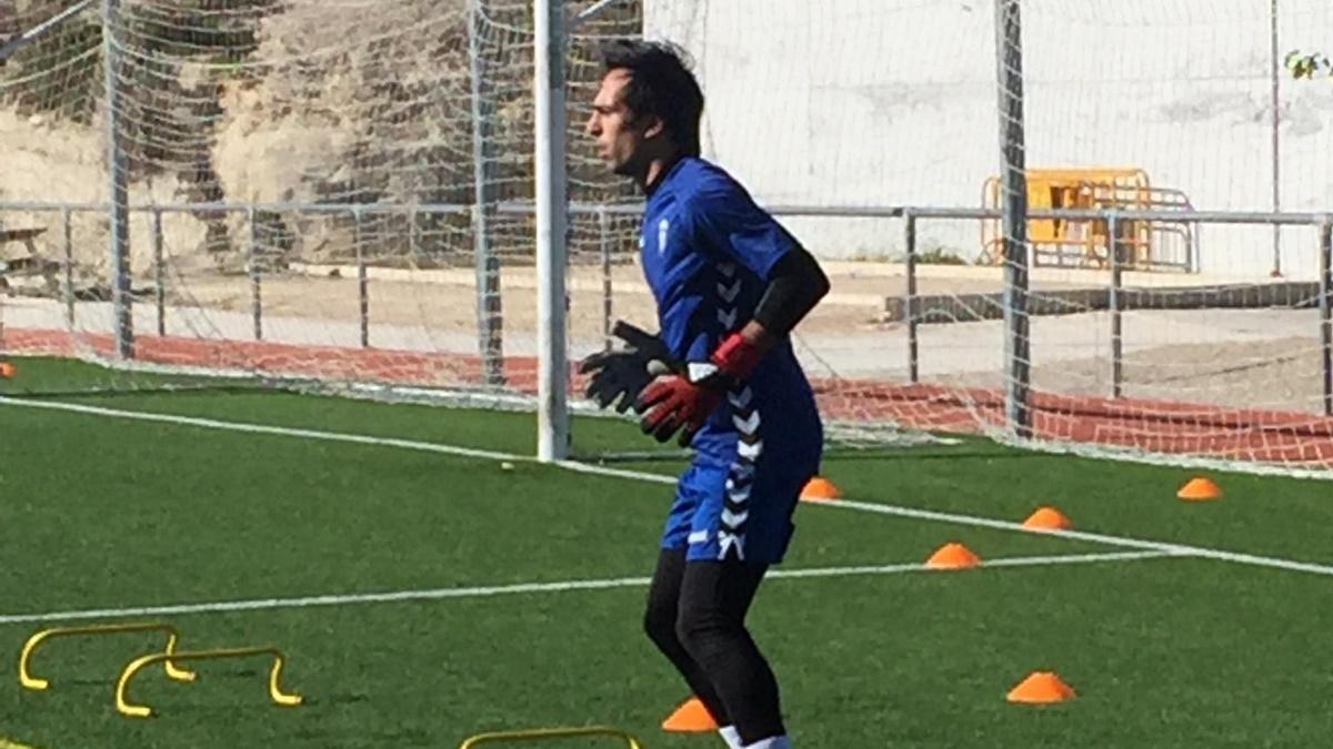 El CD Alcoyano consigue el retorno de un juvenil para suplir a Palopa - Golsmedia Sports