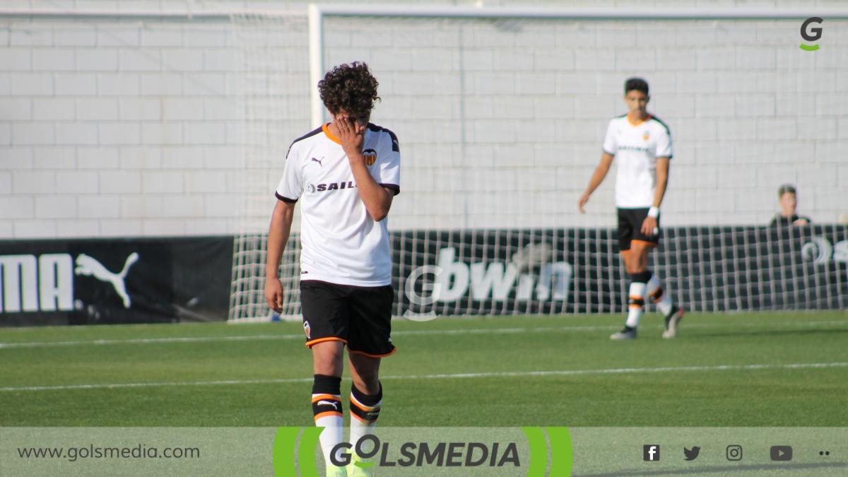 La Lazio ficha en la cantera del Valencia