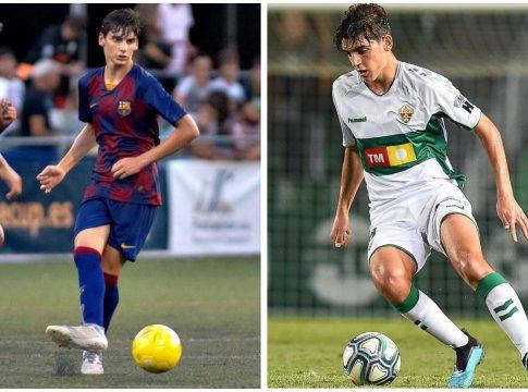 Javier y Gonzalo Villar