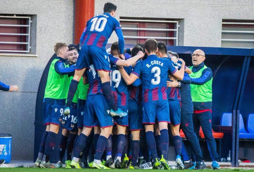 Atletico Levante victoria