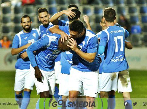 CFI Alicante gol