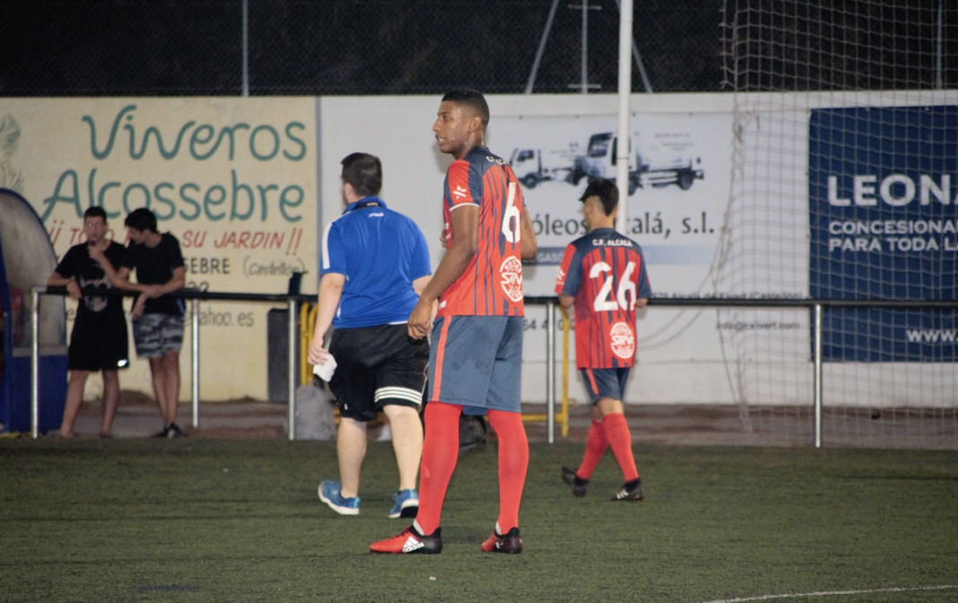Sebastián Torres CF Alcalà