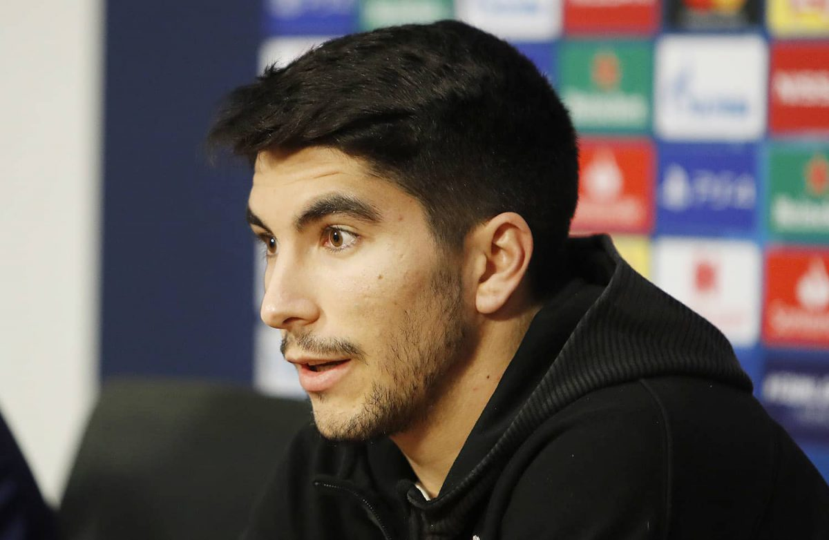 Carlos Soler Valencia-Ajax