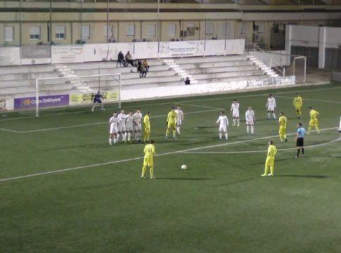 Gol Adrian Vilamarxant CF