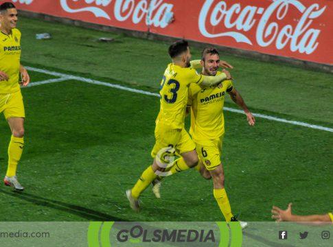 Villarreal CF B - SD Ejea
