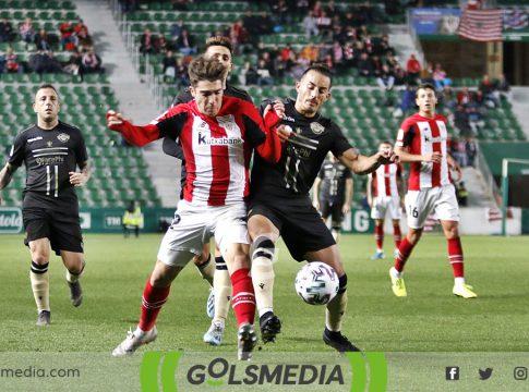 Intercity-Athletic Bilbao Copa del Rey