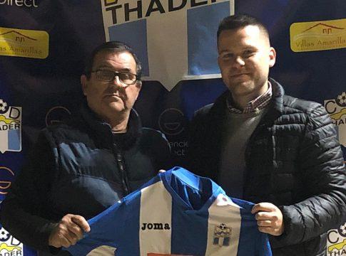 José Manuel Ruiz Giménez CD Thader