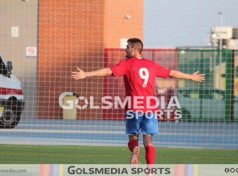 Marc Cosme Saguntino gol