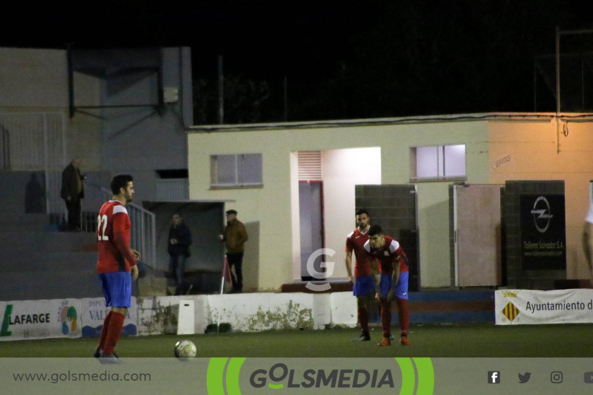 Marcos Torres Huracán Saguntino