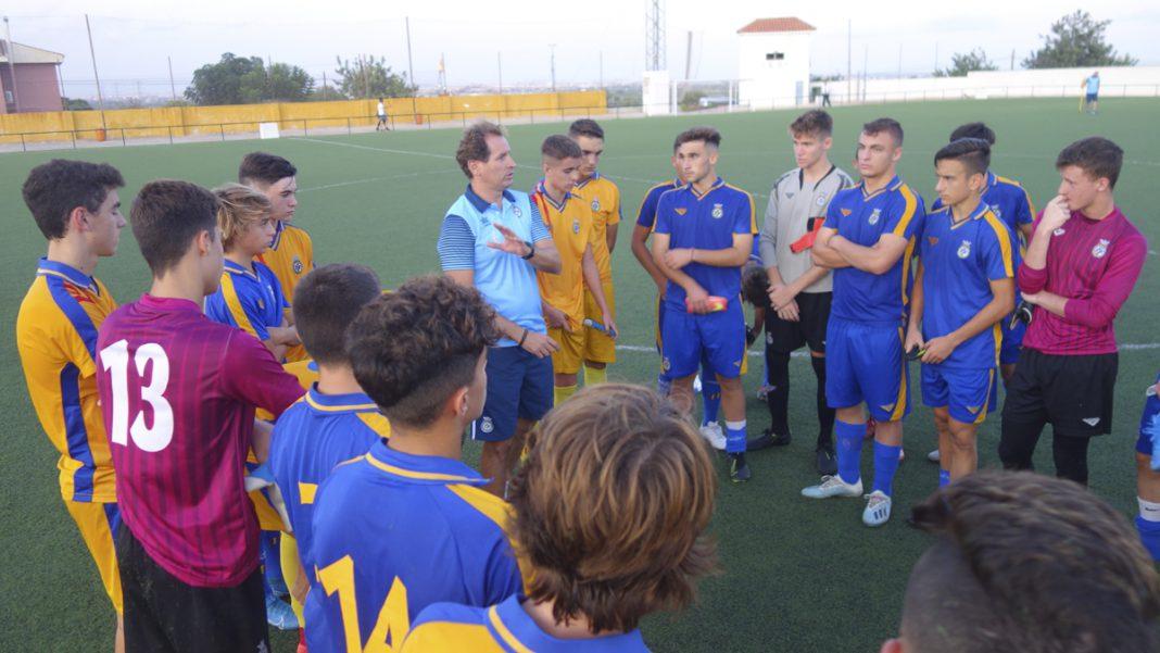 Selección Valenciana sub16