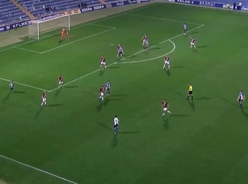 Vídeo Hercules-Recreativo de Huelva Copa del Rey