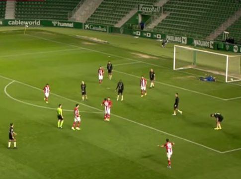 Vídeo Intercity-Athletic Copa del Rey