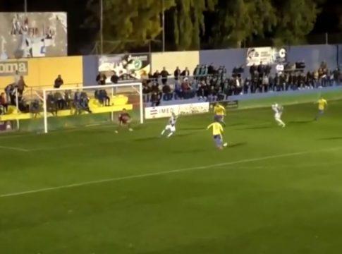 Vídeo goles Segunda B jornada 17