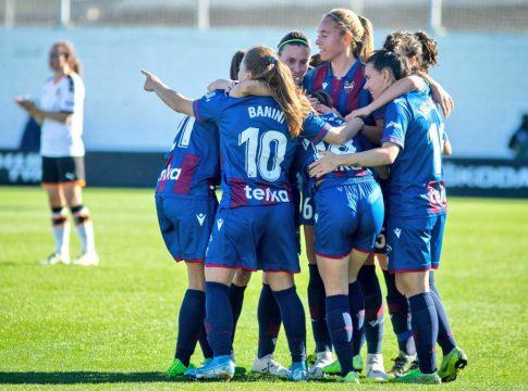 Valencia-Levante futbol femenino