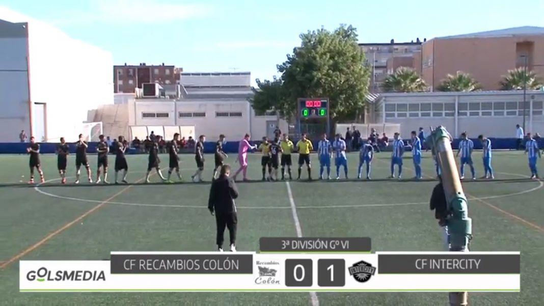 Video Recambios Colón-CF Intercity