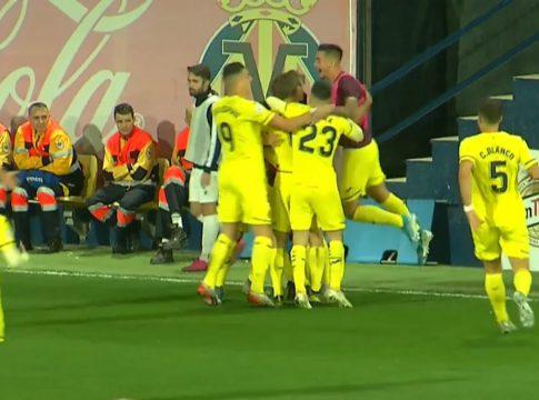 Video Villarreal B-Ejea