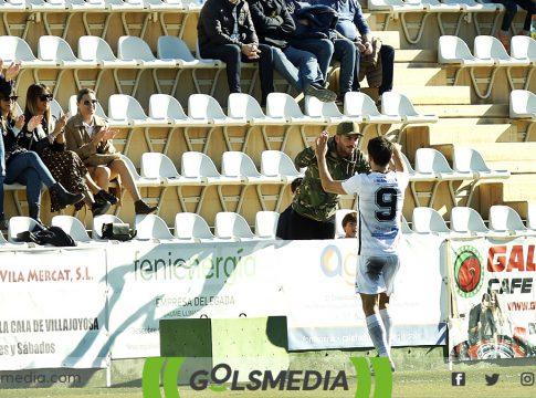 Villajoyosa CF gol
