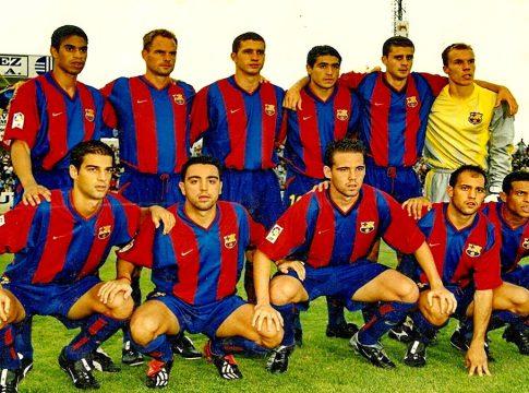 FC Barcelona novelda