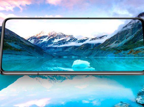 Los mejores móviles todo pantalla