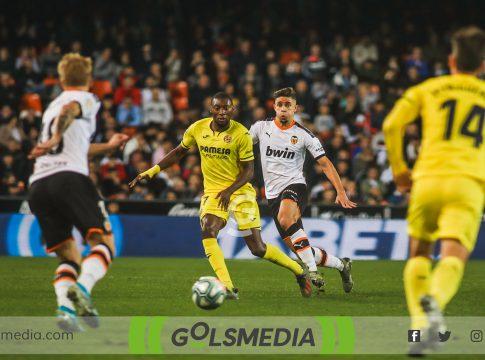 Valencia CF - Villarreal CF (Jornada 15)
