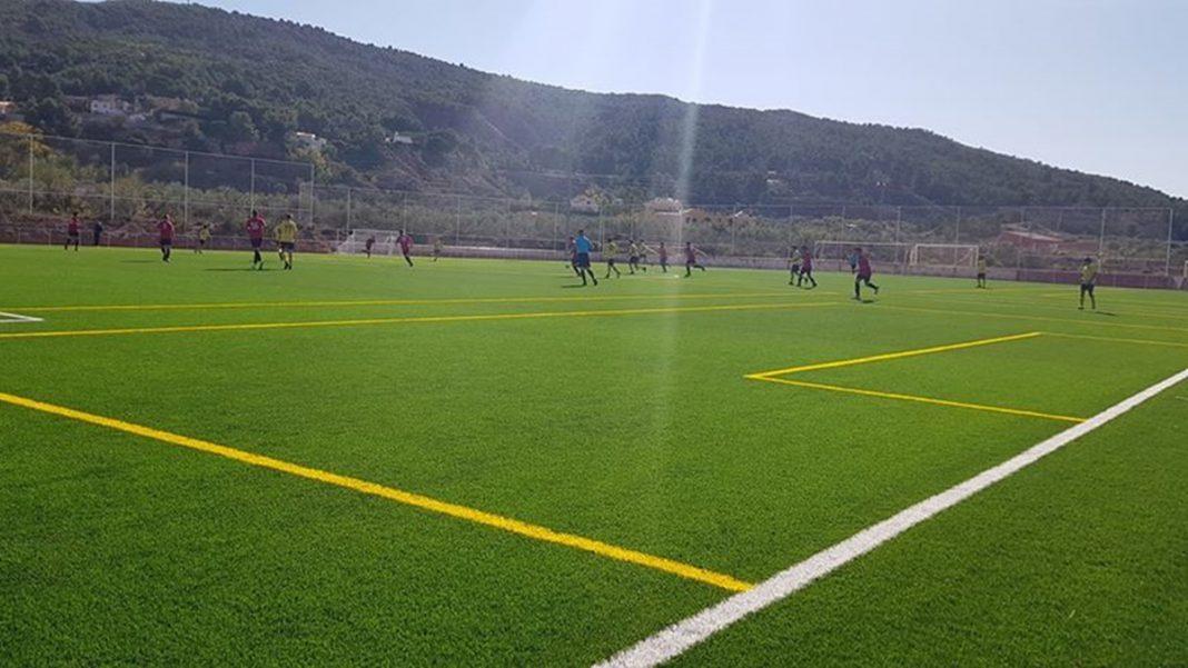 Campo de futbol Pinoso CF