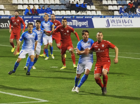 Lleida Esportiu - CD Castellón