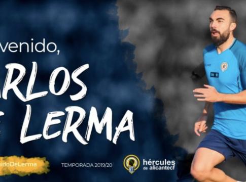 Carlos De Lerma Hércules CF