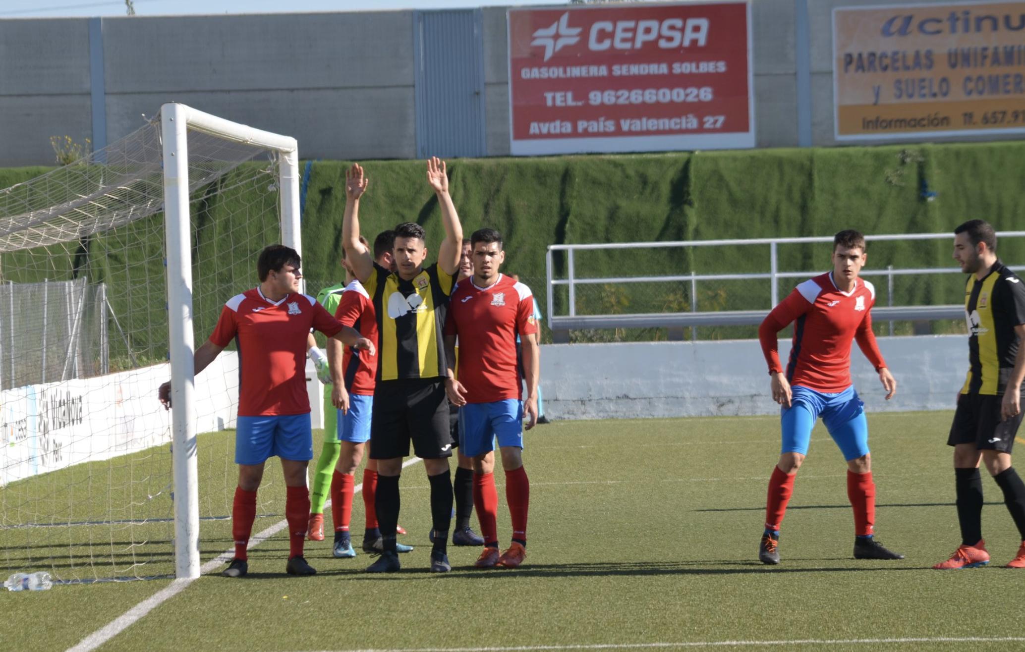 Almenara Atletic - Huracán CF
