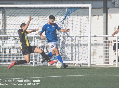 Borja Soriano Albuixech CF