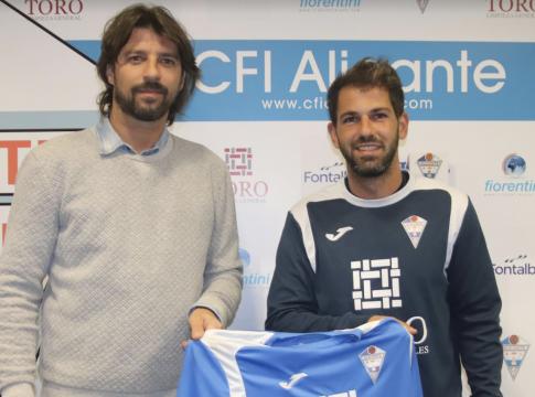 Eduardo Serrano CFI Alicante
