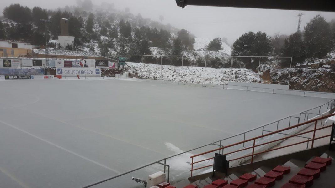 El Regit pista de hielo