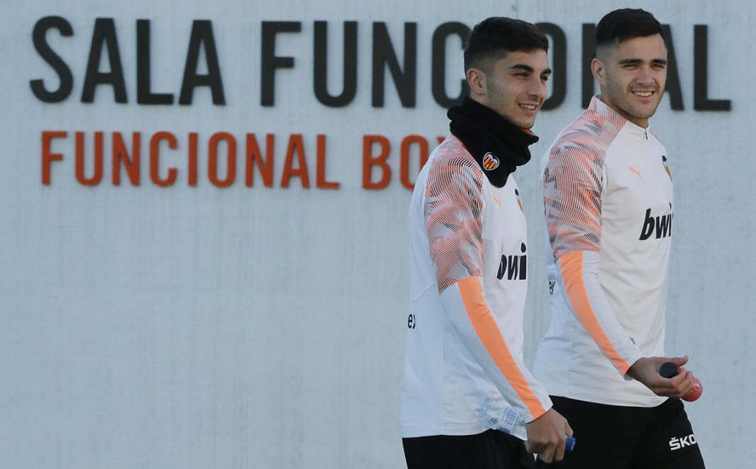Ferran Valencia CF