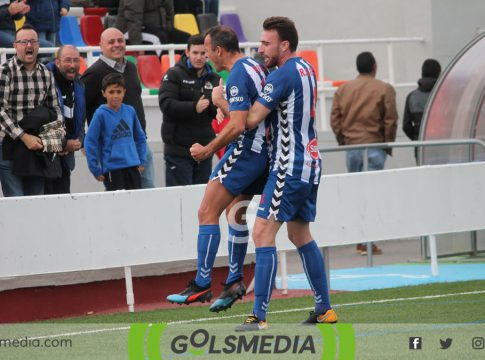 Gol CD Alcoyano