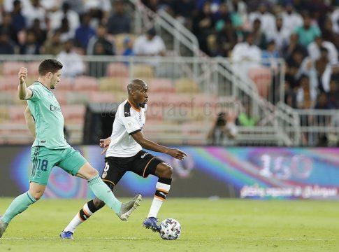 Kondogbia Valencia CF Real Madrid Supercopa
