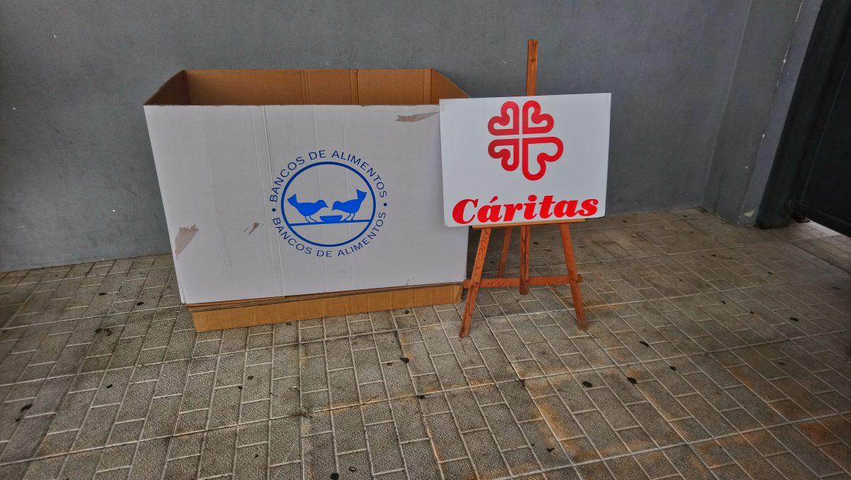 Muro CF-Ontinyent 1931 CF Caritas