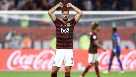 Pablo Mari Flamengo Arsenal