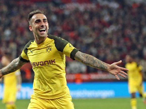 Paco Alcacer Dortmund Valencia fichajes