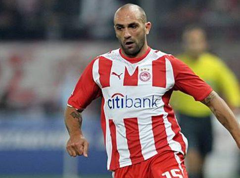 Raul Bravo Olympiacos